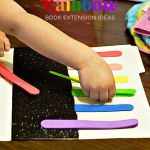 Planting a Rainbow Book Extension Ideas