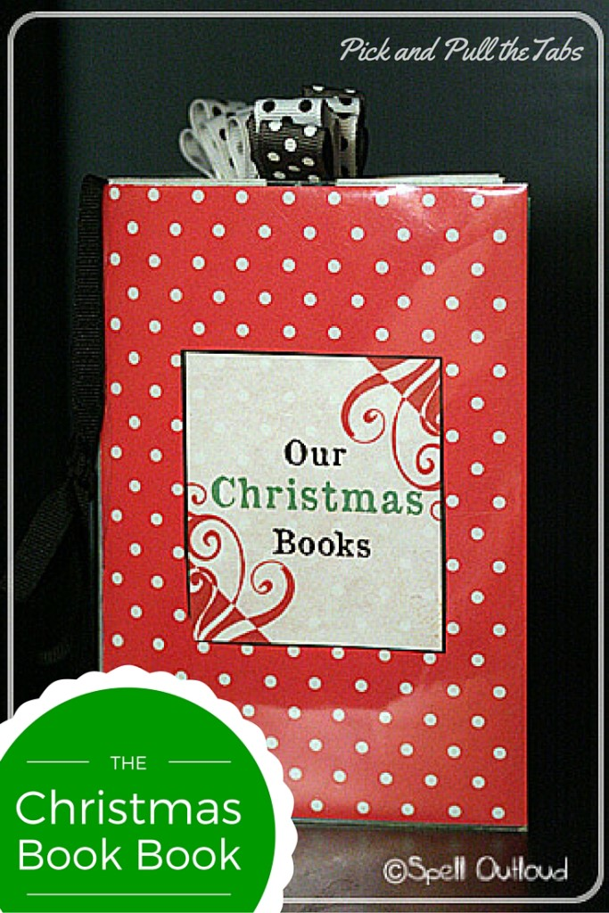 Christmas book passport