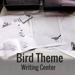Birds Writing Center