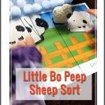 Little Bo Peep Activities