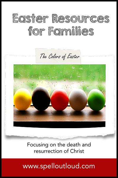 Easter Resources for Families