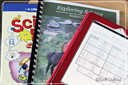 Elemental Science for Kindergarten