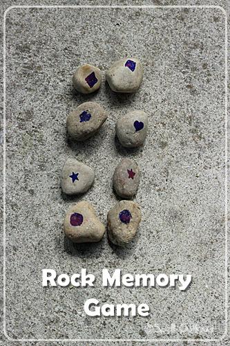rock memory game