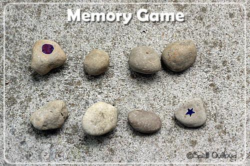 Rock Memory Game 2