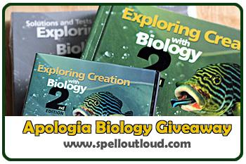 Apologia Biology