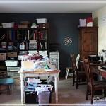 A Homeschool Room in Progress
