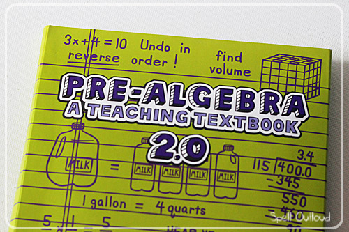 Teaching Textbooks Pre-Algebra