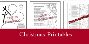 Free Christmas Printables from SpellOutloud