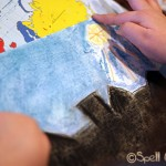 Christmas-Themed Chalk Pastels Art Projects