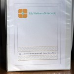 Wellness Notebook and Essential Oils Printables