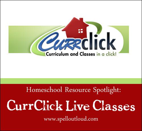 CurrClick Online Homeschool Classes