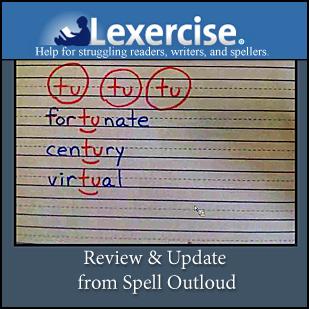 Lexercise tutoring