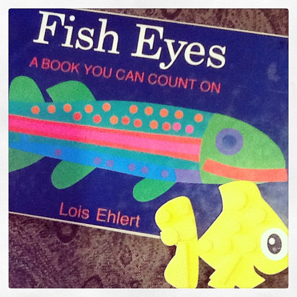 Fish Eyes book