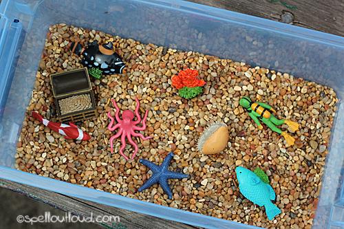 Fish Sensory Box