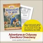 Adventures in Odyssey Devotions