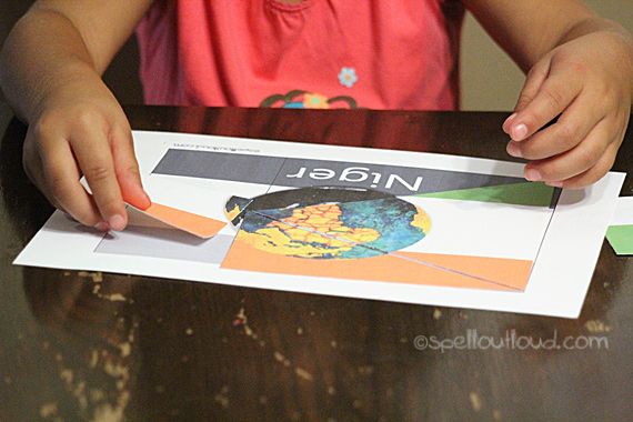 printable niger puzzle