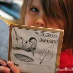 printable nature book