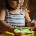 Our Little Yellow Sandbox~ Sensory Activity