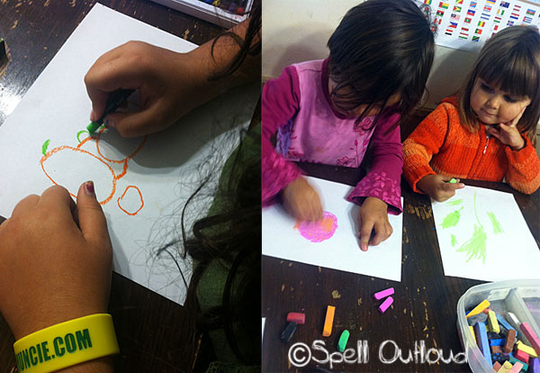 Fall Art Resource: Chalk Pastels