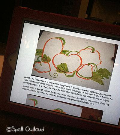 Fall Art Resource: Chalk Pastel Tutorial