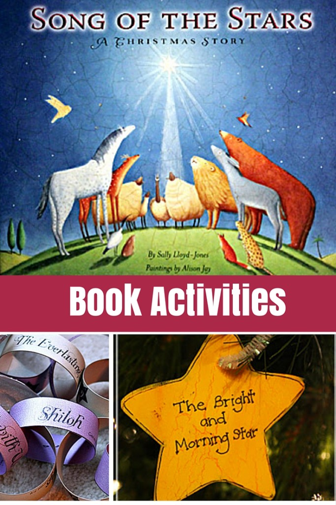 Song of the Stars Book Activities