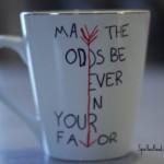DIY Sharpie-Decorated Mugs