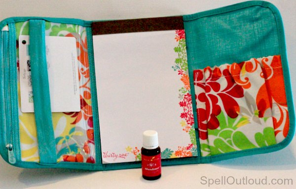 Things I Love Giveaway from Spell Outloud