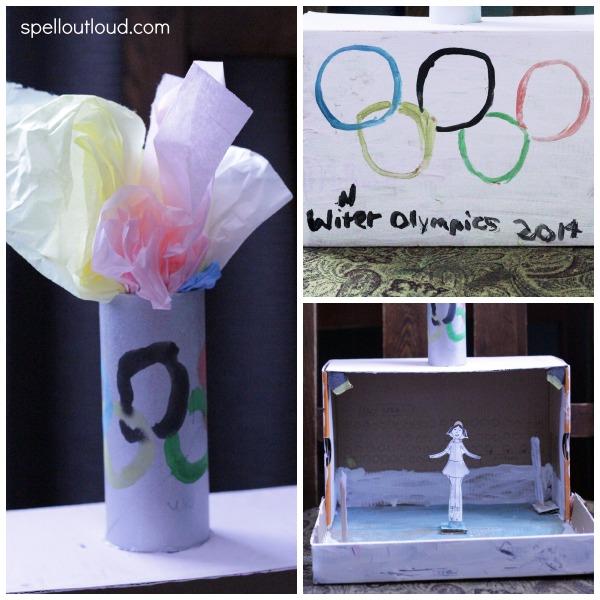 Olympic Diorama