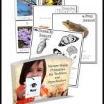 Nature Study Printables Sale