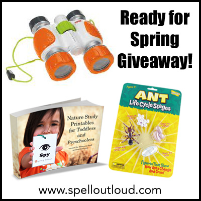 Ready for Spring Giveaway