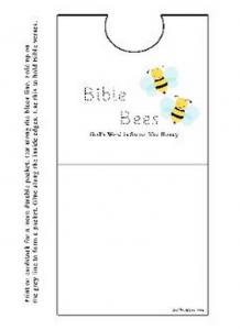 Scripture Pocket