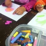 chalk pastels tutorials