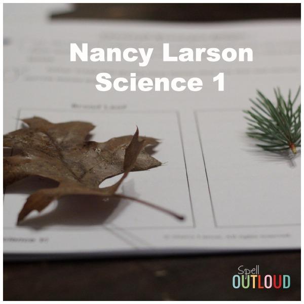 Nancy Larson Science - Spell Out Loud