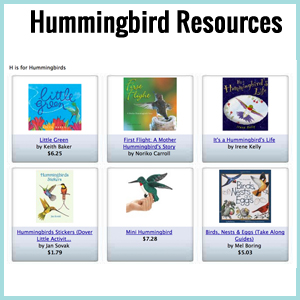hummingbird resources