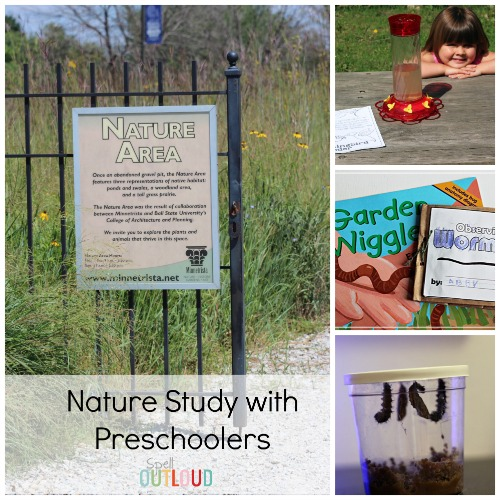 Nature Study with Preschoolers