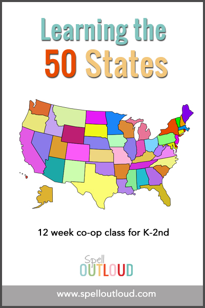 Learning the 50 States