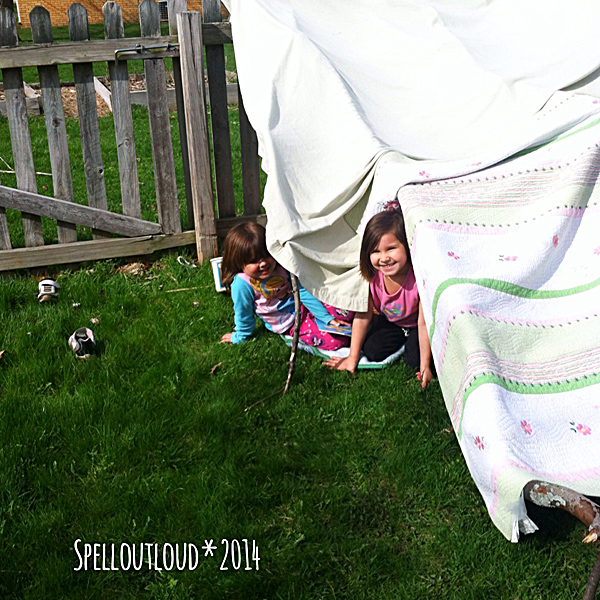 Building a Fort: Play is Learning