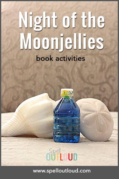 Night of the Moonjellies book activities