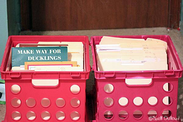 organizing preschool curriculum