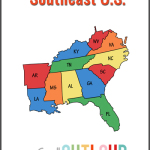 Learning About the Southeastern United States