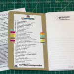 Little Listers Writing Challenge Plus Printable