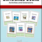 Christmas Books and Activities for Preschoolers