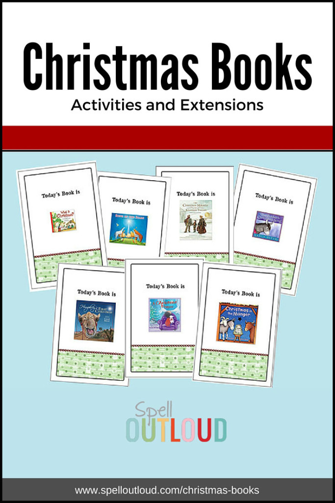 Christmas books and Activities2
