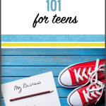 Entrepreneurship for Teens