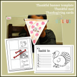 Thanksgiving Printables and Resources