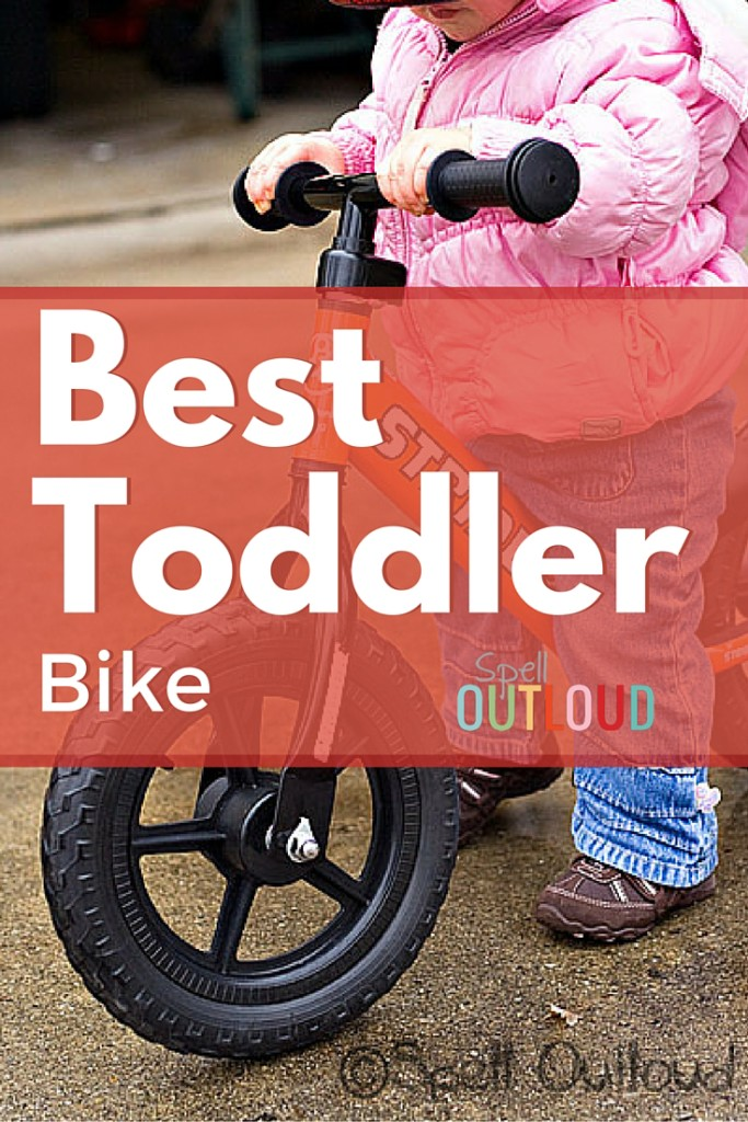 Best Bicycle for Toddlers and Preschoolers