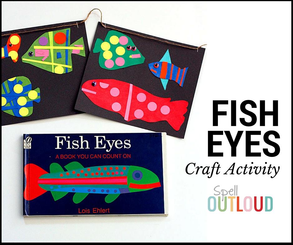 Fish Eyes Book activity FB