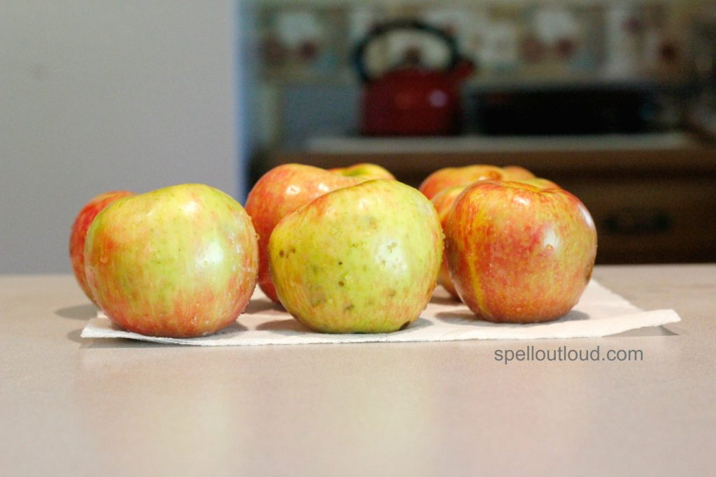 science experiments for preschoolers apple sauce