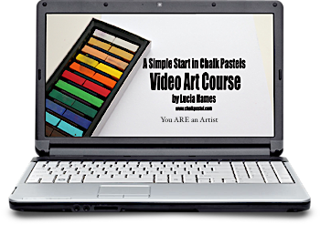 A Simple Start in Chalk Pastels Video Course