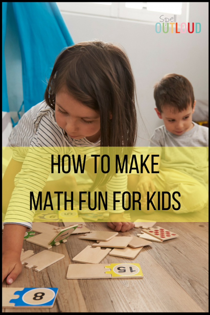 How to Make Math Fun For Kids